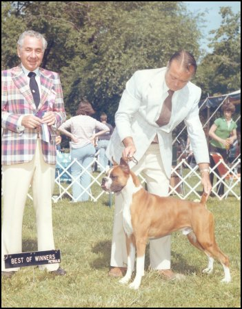 BOW/WD -- Mississippi Valley Kennel Club - 1979